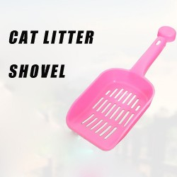 Pet supplies cat litter shovel thick grid style discount pet supplies promotional cat litter shovel thick