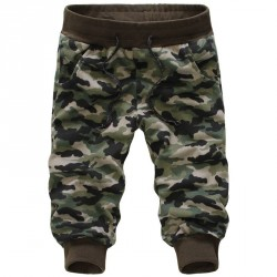 Low price selling Camouflage pants sports pant men