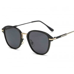 0771 new style lady sunglasses polarized sunglasses round frame sunglasses retro trend sunglasses discount