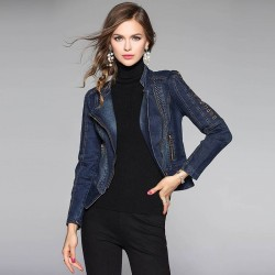 Autumn popular new models in Europe and the US market, international brands of high-end women's coat fast delivery