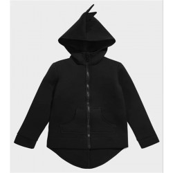 Children's clothing for men and women Tong Chunqiu paragraph cartoon cartoon pattern shape hooded long-sleeved jacket discounted low prices fast delivery