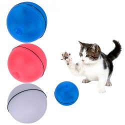 LED Chewing Bell Fun Toy for Pet Dog and Cat