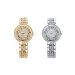 Popular Diamond Quartz Material Classic Women's Casual Watch