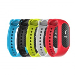 Smart Bracelet Sport Tracker Counter Calorie Sleep Heart Rate Monitor