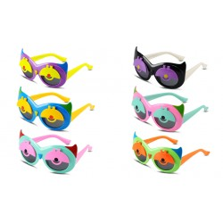 Kid's Sunglass Polarizer Owl Models Sunglass Glasses