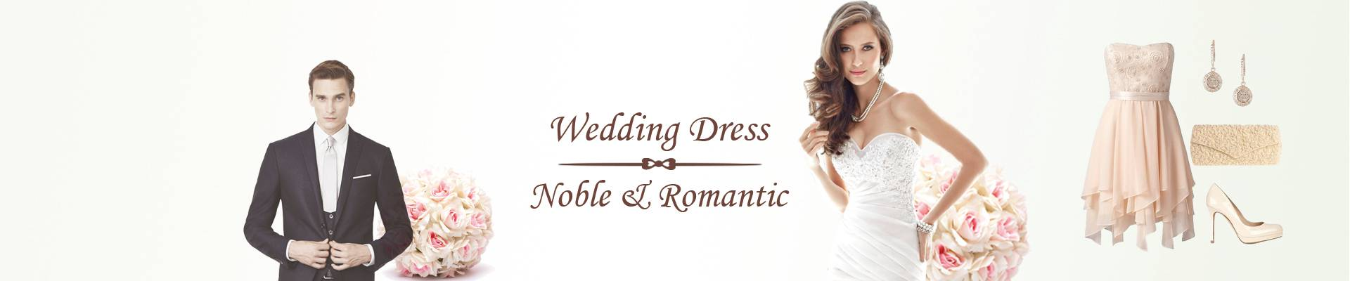 Wedding dresses introduction