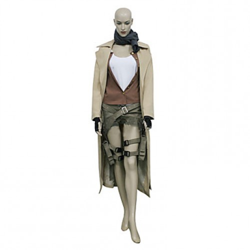 Cosplay Costume Inspired By Resident Evil 3 Alice