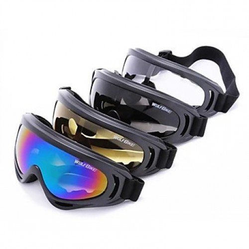 Coway Outdoor Game Cs Shooting Windproof Skiing Goggles(Assorted Color)