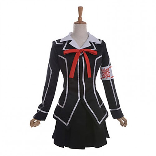 Vampire Knight Cross Academy Day Class Girls & #039; School Uniform Ver. Cosplay Costume Inspired By