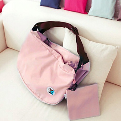 Women & #039;S Polyester Bucket Backpack- Multi-Color