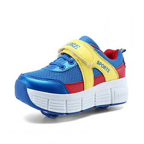 Boys & #039; Shoes Outdoor/Athletic Tulle Fashion Sneakers Blue/Navy