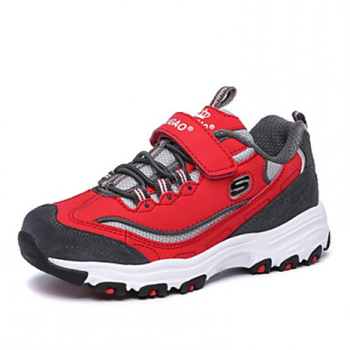Boys & #039; Shoes Outdoor/Athletic/Casual Tulle Fashion Sneakers Black/Red/Gray