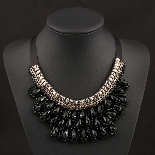 European market and the US market with exaggerated collar necklace clavicle short style lady hot sale discount jewelry