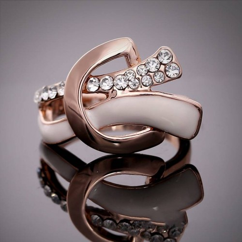 Low-price products retro personality purple gemstone rings diamonds inlaid European market and the US market ring handmade jewelry