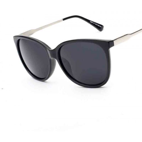 The new style sunglasses lady sunglasses fashion big box sunglasses tide models sunglasses discount 3006