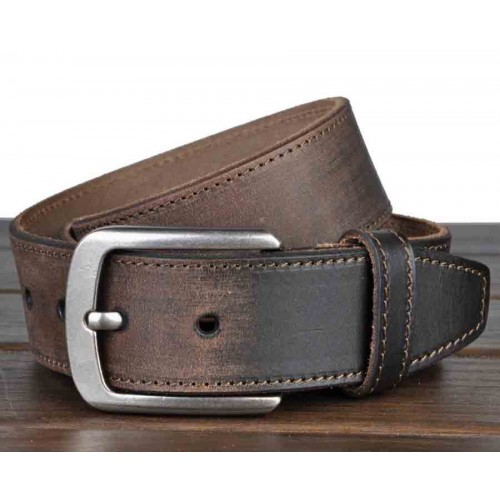 Retro fashion popular men's belt leather belt pure leather belt men's hand
