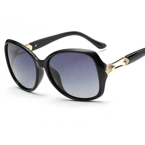 P8050 Ms. polarized sunglasses new style fashion big frame sunglasses 8315 driving glasses