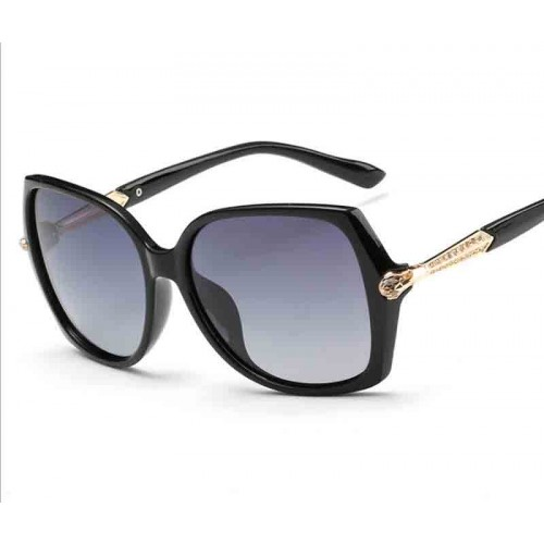 P8049 Ms. sunglasses polarized sunglasses new style fashion big frame sunglasses 8303 driving glasses