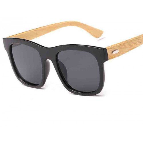 8059 new style bamboo pattern bamboo material glasses fashion sunglasses tide Men Women Mercury lens sunglasses