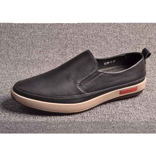 The new winter style leather casual shoes low price of the original single men's shoes casual shoes shoes fast delivery