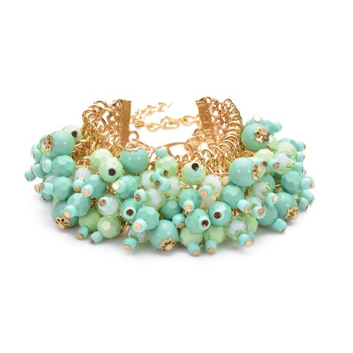 Handmade beads new style low price of arabica multilayer woven bracelet bracelet bracelet mixing all matches fast delivery