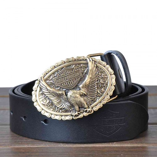 The new style copper belt Italian first layer of leather belt men belt joker leather belt