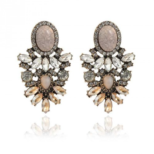 European market and the US market fashion style jewelry earrings earrings popular earrings fast delivery all the matching earrings