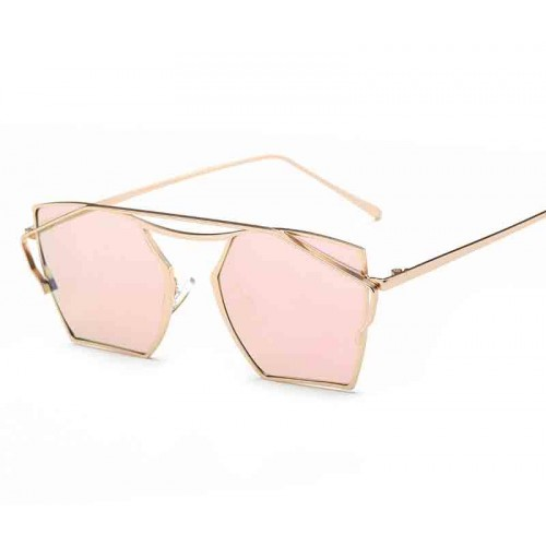 0754 new style ladies sunglasses trend sunglasses metal sunglasses pink glasses discounts