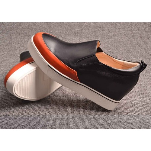 Europe station winter new style brand ladies' shoes leather high-heeled shoes tide Ms. inside a casual shoes