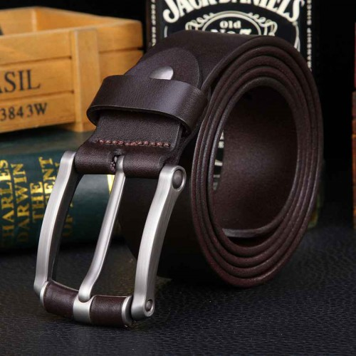 New men's leather lead layer of leather handmade leather belt belt wild youth discounts belt