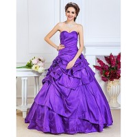 Prom/Formal Evening/Quinceanera/Sweet 16 Dress- Regency Plus Sizes/Petite A-Line/Princess/Ball Gown Strapless/Sweetheart