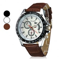 Men & #039;S Watch Luxury Dress Watch Stereoscopic Dial With Unique Pointers