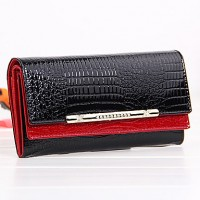 New Arrival High-Grade Fashion Genuine Leather Long Wallet