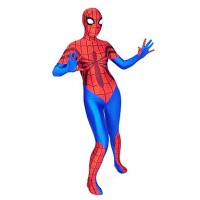 Spider-Women Lycra Zentai Cosplay Costume