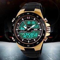 Men & #039;S Watch Sports Multi-Functional Dual Time Zones