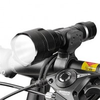 Front Bike Light Cycling High Power Flashlight Waterproof Aluminium Bicycle