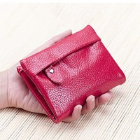Women & #039;S Mini Wallets Genuine Leather Coin Purse
