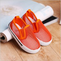 Children & #039;S Shoes Casual Tulle Fashion Sneakers Blue/Yellow/Green/Pink/Red/White/Gray/Orange