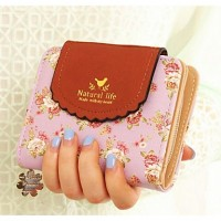 Women & #039;S PU Wallet-More Colors Available