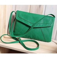 Women & #039;S PU Sling Bag Shoulder Bag- More Colors Available