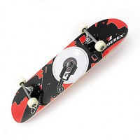 31 & Quot;Plywood Four Wheel Long Board 5174