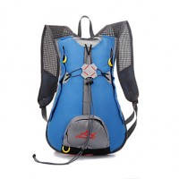 Unisex Canvas/Nylon Sports/Outdoor Backpack/Sports & Leisure Bag/Travel Bag-Blue/Green/Orange/Red