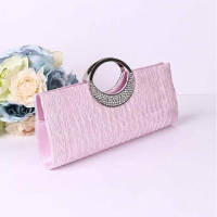 Women's evening dress rhinestone clutch bag crystal wallet wedding wallet party banquet handbag