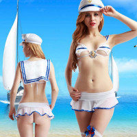 Women's Sailor's Delight Nautical Adult Roleplay Costume