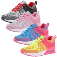 Women's Lightweight Breathable Air Fashion Sneaker