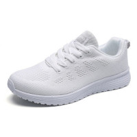 Women's Spring Autumn Mesh Lovers Sneakers Light Breathable Sport Shoes