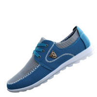 Men's Loafers Jogging Driving Flat Shoes