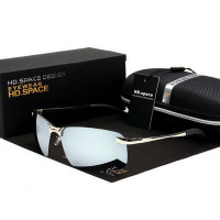 Men's Retro Outdoor Polarized UV400 sunglasses