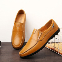 Men Lazy shoes New Design High Quality Genuine Leather