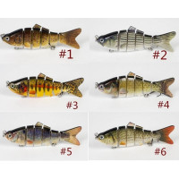 Artificial Lures Fishing Tackle Lifelike Fishing Lure